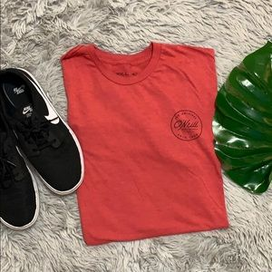 🎄 O'Neill men's red premium fit tee size xl